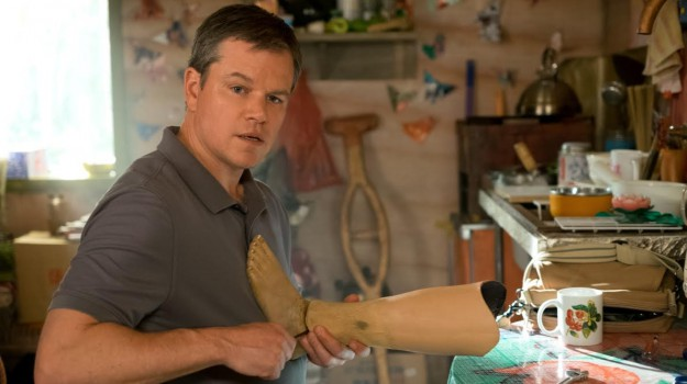 Rgs al Cinema, intervista a Matt Damon