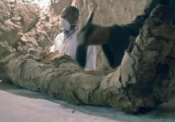 Ritrovata mummia a Luxor: il corpo, forse, di un alto ufficiale dell'Antico Egitto
