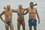 La tradizione del bagno nell'acqua gelida a Sciacca