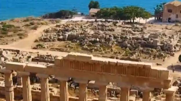 Selinunte, scoperta una città greca sepolta da 2700 anni