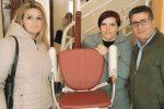 Colletta cittadina a Castelvetrano per acquistare un montascale a ragazzina malata di tumore