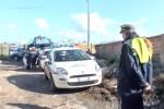 Immobile confiscato alla mafia a Ciaculli, le immagini dello sgombero