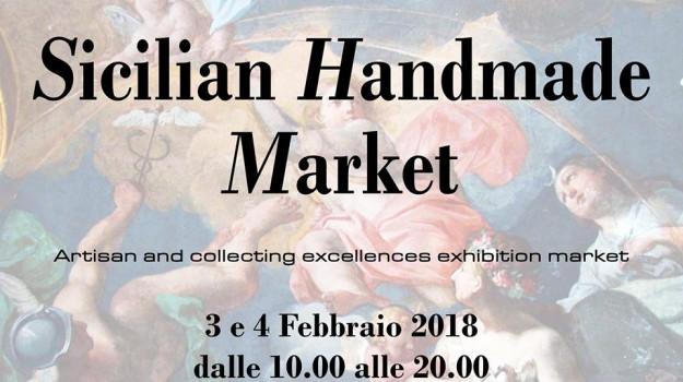 Sicilian handmade market, Sicilia, Cultura