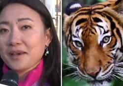 Singye Wangmo, la ranger che salva le tigri in Bhutan