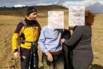 Anziano si perde tra le campagne, salvato dal Soccorso Alpino di Nicolosi