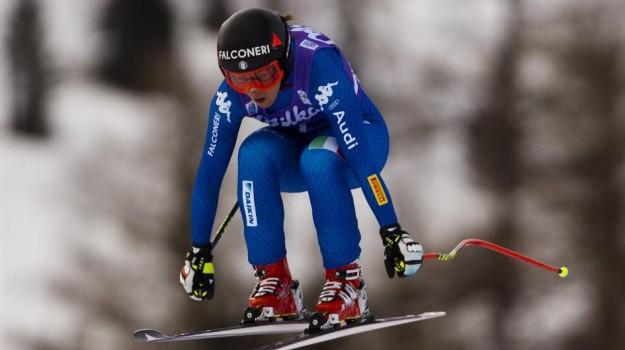 sci, Sofia Goggia, Sicilia, Sport