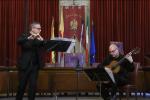 Le musiche del duo Sollima-Macaluso a Sala delle Lapidi - Video