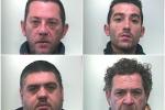 """Scicli, la cocaina spacciata nel bar in cui si girava """"Montalbano"""" - Nomi e volti dei 4 arrestati"""