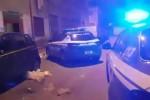 Ecco le immagini del luogo della sparatoria in via Brigata Aosta a Palermo