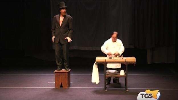 """Debutta al Teatro Biondo di Palermo lo spettacolo """"C'era e c'era Giuseppe Schiera"""""""