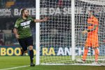 Juventus?s Gonzalo Higuain jubilates after scoring the goal 0-2 during the Italian Serie A soccer match AC Chievo vs Juventus FC at Bentegodi stadium in Verona, Italy 27 january 2018. ANSA/SIMONE VENEZIA