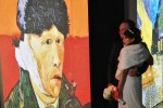 Van Gogh Multimedia experience a Monreale diventa set per due sposi