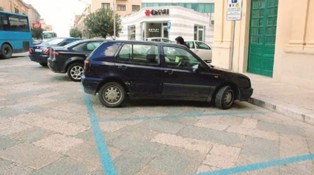 parcheggio trapani, Trapani, Economia