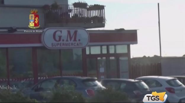 Catania, sequestrati supermercati G.M.: riciclati 41 milioni