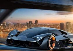 Svelata la nuova Lamborghini «Terzo Millennio» e è elettrica