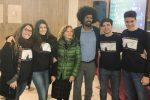 Tareke Brhane al liceo Corbino di Siracusa nella «Giornata della Memoria»