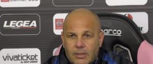 """Palermo, Tedino: """"A Vercelli buona prestazione ma potevamo fare di più"""""""