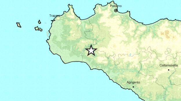 Terremoto Belice, Agrigento, Cronaca