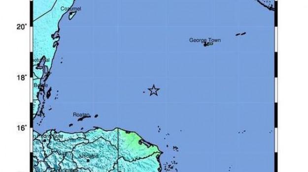terremoto caraibi, Sicilia, Mondo
