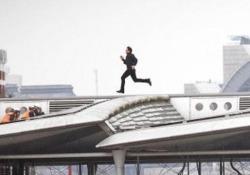Tom Cruise sui tetti di Londra: corsa a perdifiato per «Mission Impossible 6»
