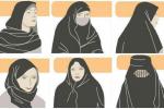"""Velo islamico, così funziona nei luoghi pubblici in Europa: ecco tutti i """"modelli"""" usati"""
