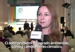 Verde, blu e «circolare»: così l'economia del futuro pensa di più al pianeta