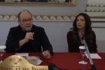Donne, social e musical: l'ultimo film di Verdone presentato a Palermo - Video