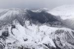 Valanghe e lava per l'eruzione di un vulcano in Giappone: un morto