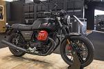 Stile ed esclusività con Moto Guzzi V7 III Carbon