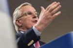 Barnier, Gran Bretagna accetti regole o niente transizione