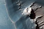 Presto dallo spazio foto di Marte in 3D a caccia di metano