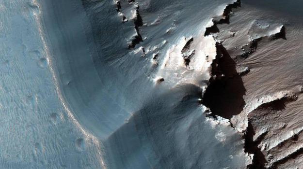 Cassis, exoMars, foto Marte, nasa, Alfred McEwen, Gabriele Cremonese, Sicilia, Società