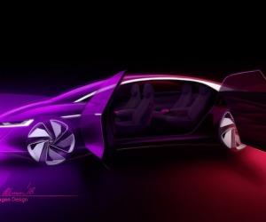 Vw svela concept Vizzion, con guida autonoma e senza volante