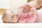 Casi bronchiolite raddoppiati tra bebè,anche colpa influenza