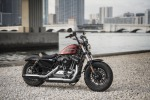 Da Harley Davidson la Iron 1200 e la Forty-Eight Special