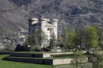Castello Aymavilles aprirà estate 2019