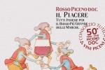 Sanremo, Rosso Piceno incontra la musica per i 50 anni Doc