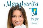 Margherita per la ricerca oncologica, campagna Airc