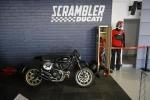 Moto, iniziata produzione dello Scrambler Ducati 1100