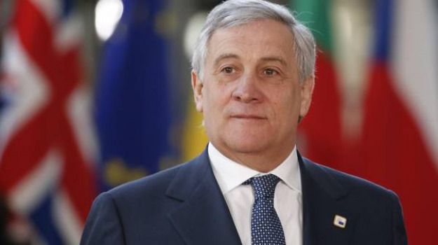 presidente parlamento europeo, Antonio Tajani, Jean Claude Juncker, Sicilia, Politica