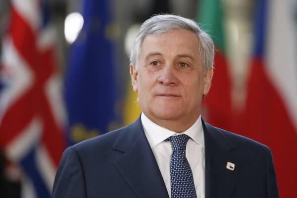 Elezioni, Tajani: