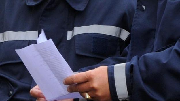 Multe a Trapani, Polizia municipale trapani, Trapani, Cronaca