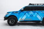 Nissan 370Zki, ora la roadster sportiva è capace di sciare