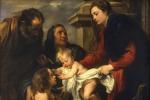 Van Dyck, fiamminghi e italiani e Genova