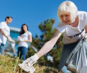 Lavoro, volontariato e nipoti,attività toccasana per anziani