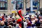 Le luci di Fasnacht a Basilea, l'ultimo atto del Carnevale europeo