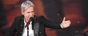"""Festival di Sanremo, Baglioni: """"Penso sia stata una pazzia"""""""