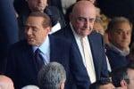 """Galliani candidato: """"Berlusconi mi ha chiamato, pronto a servirlo ancora"""""""