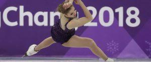 Pattinaggio artistico, Carolina Kostner chiude al quinto posto