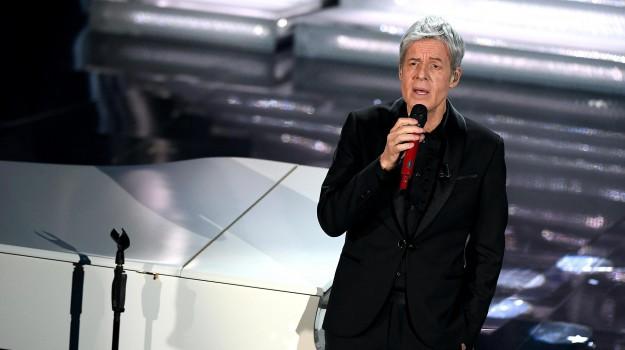 baglioni a lampedusa, sanremo 2018, Claudio Baglioni, Sicilia, Sanremo